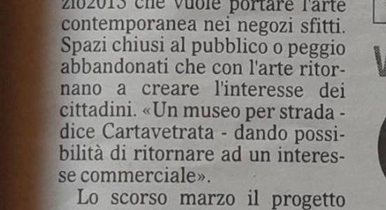 Il Gazzettino, 27 giugno 2015