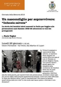 Locandina Paolo Tagini