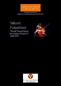 Locandina Takumi