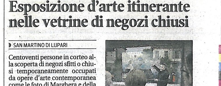 Il Mattino di Padova, 27 luglio 2015